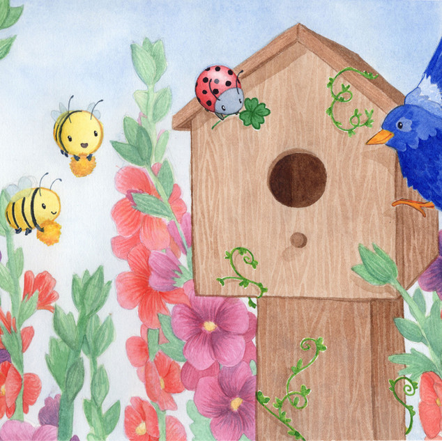 Birdhouse Warming