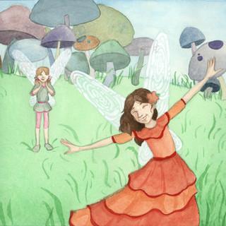 Philomena, the Bravest Fairy