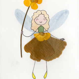 Maya's Gingko Fairy