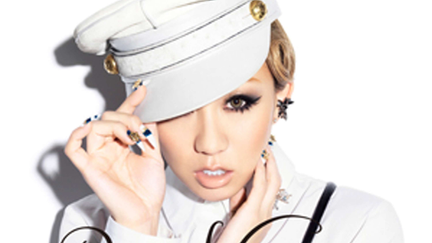 "Koda Kumi - Album ""Bon Voyage"" - Song ""Winner Girl"" - cowritten by Yuka O."