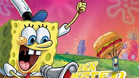 """Spongebob Album - """"Der Meister Grillt"""" - Song """"Ein Kleines Stück Papier"""" - coproduced by Yuka O."""