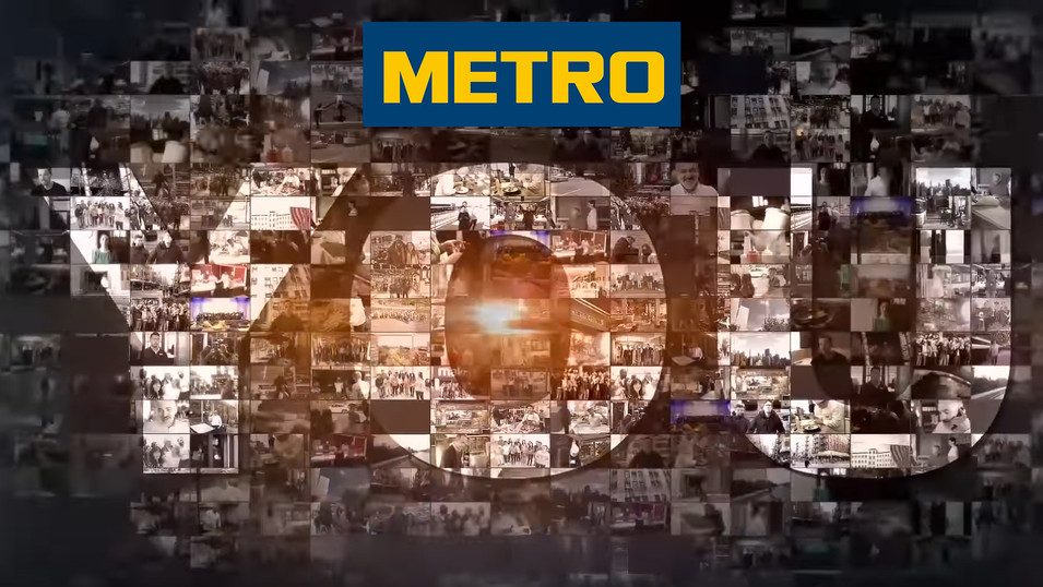 "METRO Advertising spot - Song ""Color of Liberty"" -  produced & cowritten by Yuka O."