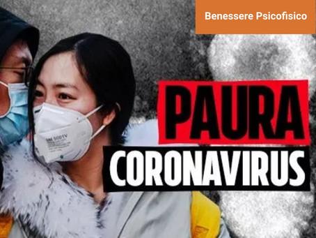 Coronavirus niente panico! Come proteggersi dalla psicosi del contagio - Benessere psicofisico