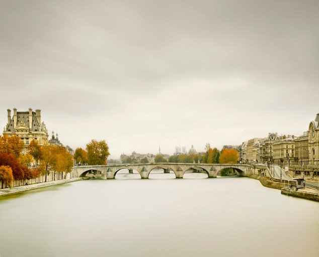 Pont Royal, Paris, France 2012
