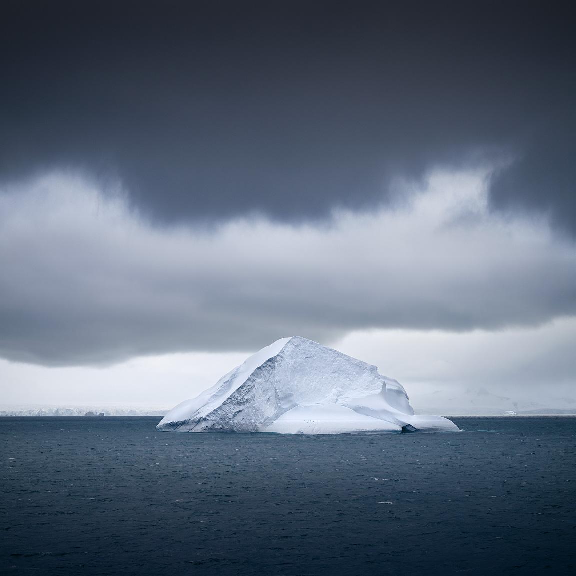 Iceberg near deception island 2008