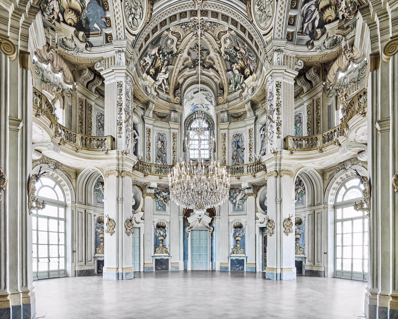 21_Rotunda, Stupinigi Palace, Piedmont, Italy, 2016  copy