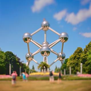 Atomium Brussels