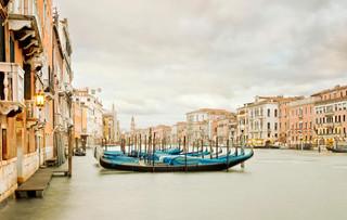 Gondola Station II, Grand Canal, Venice