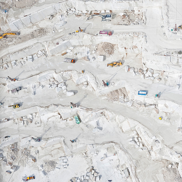 Cava Bianco VII, Carrara, IT 2018