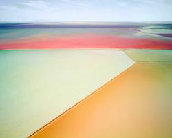 Saltern Study 01, Great Salt Lake, UT, 2015