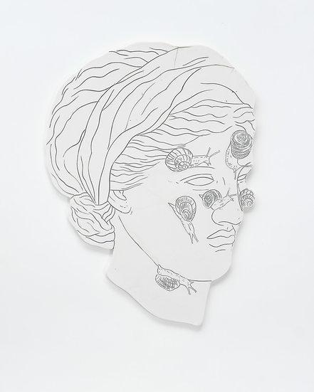 "Genevieve Dionne ""Snail Facial"""