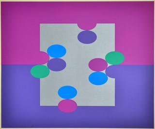#3 Court Magenta Purple 1971