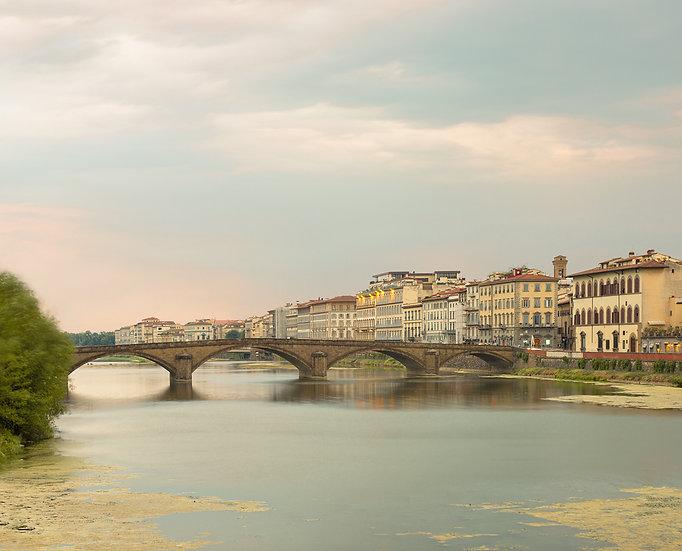 Ponte alla Carraia, Florence, Italy 2012