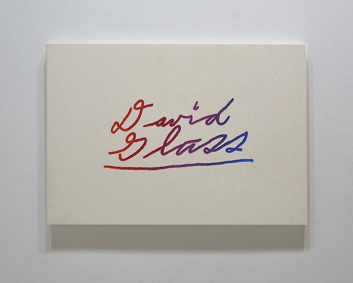 David Glass No 2 (Snakes)