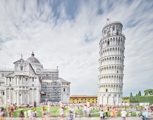 Piazza dei Miracoli, Pisa, Italy, 2018