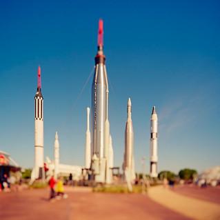 NASA Rocket Garden #1