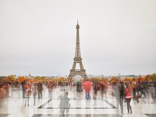 Place du Trocadéro, Paris, France, 2018