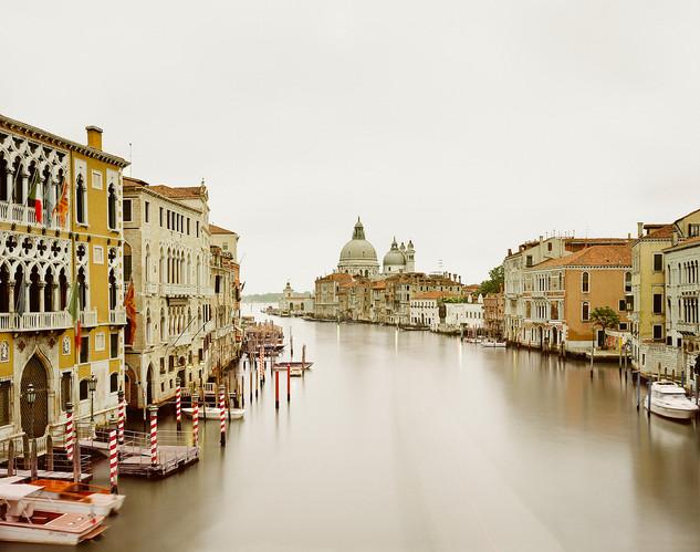 Grand Canal I, Venezia, Italy, 2009