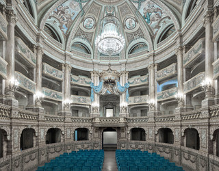 Reggia di Caserta Theatre, Caserta, Italy, 2016