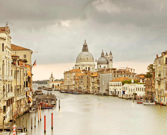 Grand Canal from Ponte dell'Accademia