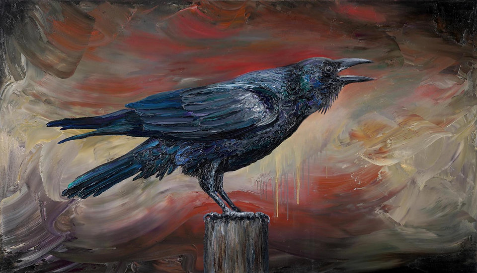 Raven Cawing, 2018