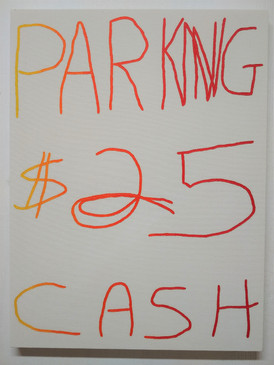 """Cash Parking No. 2"" 2018"