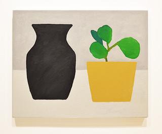 Black Vase No.6