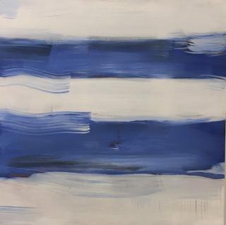 Blue Ocean Blues I, 2016