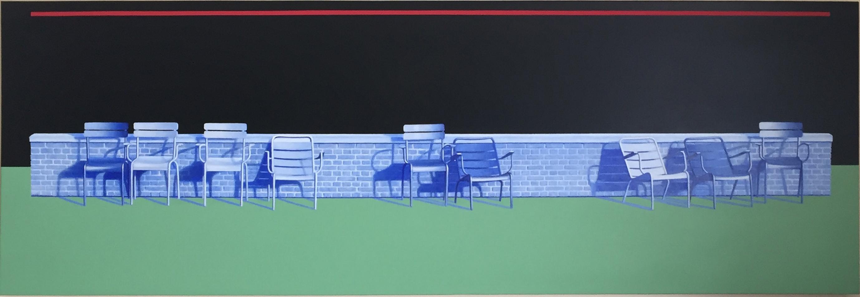 Chairs 2017 (20 x 60)