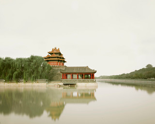 Forbidden City, Beijing, China, 2009