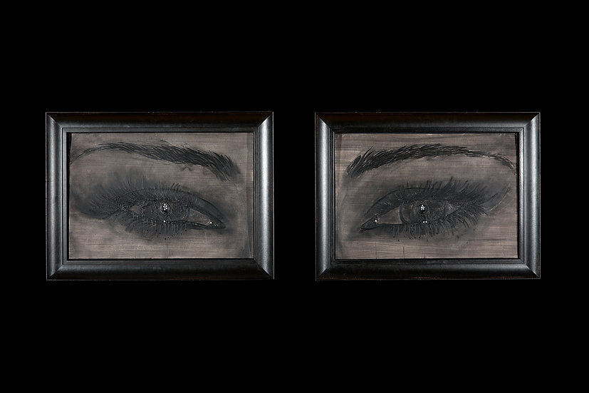 The Trophy (diptych) , 2017