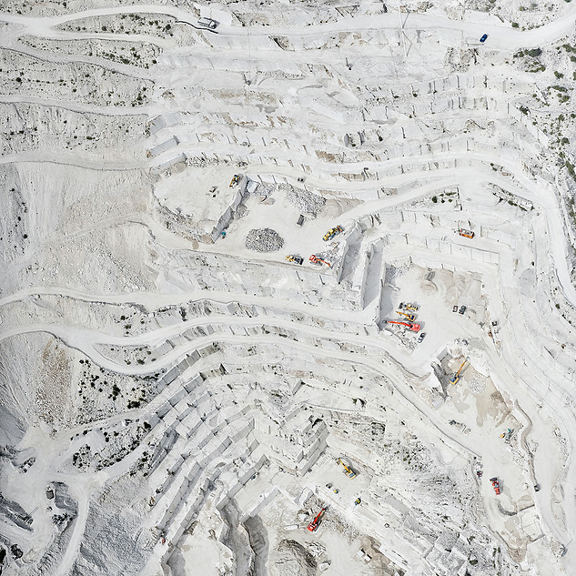 Cava Bianco IV, Carrara, IT 2018