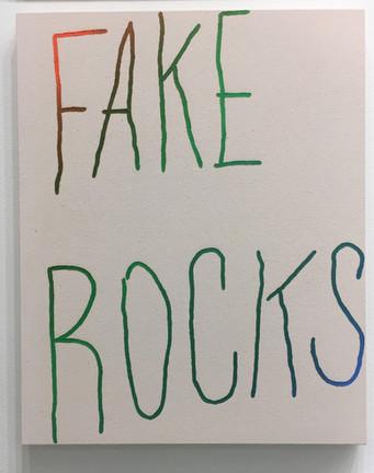 """""""Fake Rocks"""" 2017"""