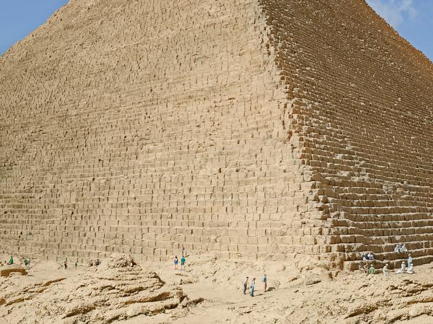 Great Pyramid of Giza, Nikkō, Tochigi, Japan, 2011