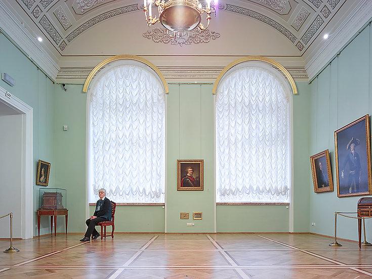Docet I, State Hemitage, St. Petersburg, Russia 2015