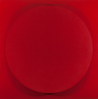 Red Untitled, 2016