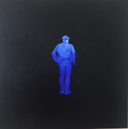 """""""Blue Figure"""""""