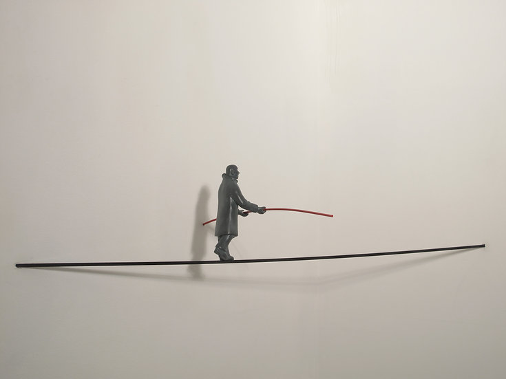 Confidence in Motion (tide rope)