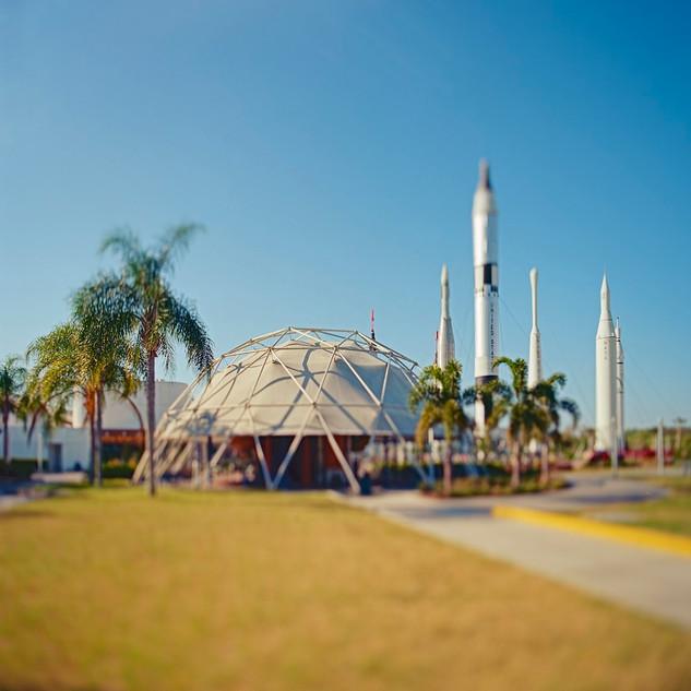 NASA Rocket Garden #2
