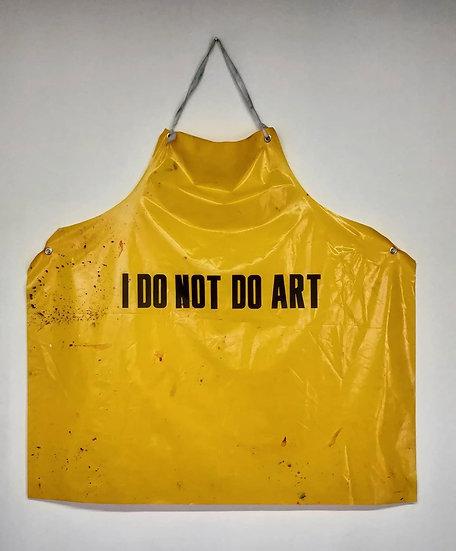 I DO NOT DO ART, 2020