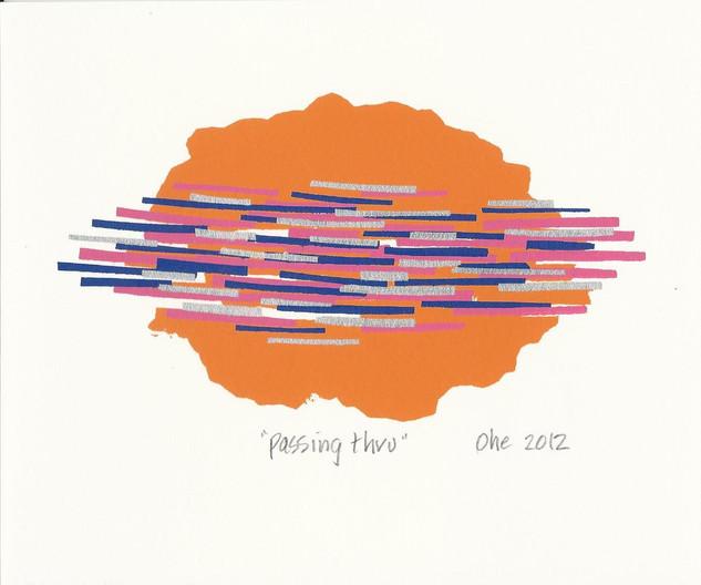 Passing Thru (2012)