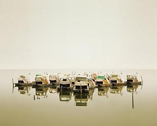 Swan Boats, Hanoi, Vietnam, 2011