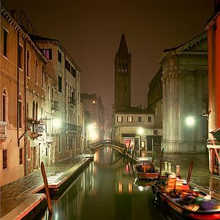 Campo S Barnaba, Venice, Italy, 2010