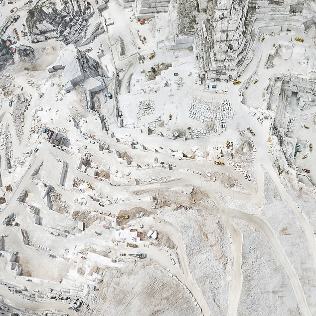 Cava Bianco II, Carrara, IT 2018
