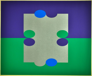 #3 Court Green and Purple