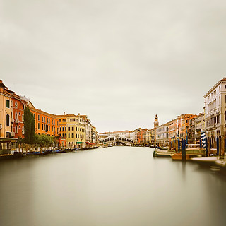 Rialto Bridge,Venice, Italy, 2010