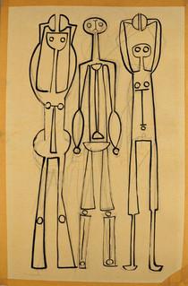 Untitled, 1961 Back