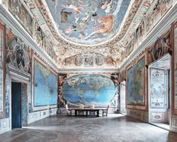01_Map Room, Caprarola, Italy, 2016 copy