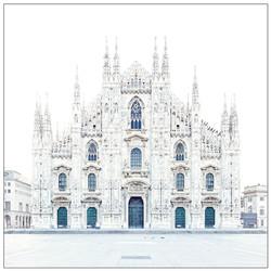 Piazza del Duomo, Milano, Italy, 2016 copy