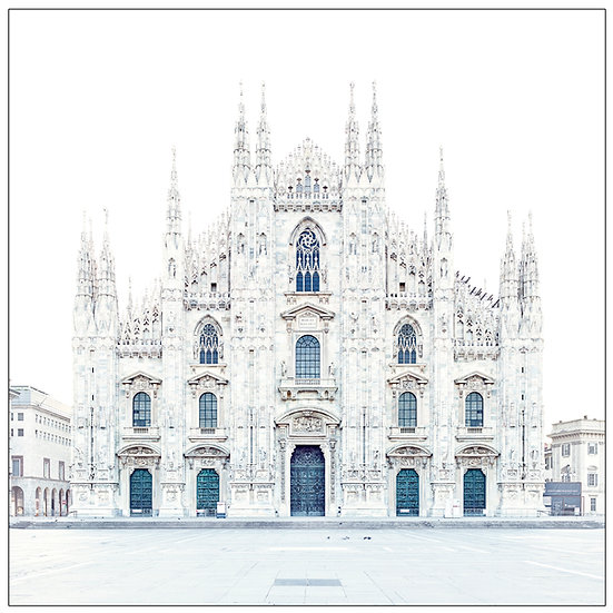 Piazza del Duomo, Milano, Italy, 2016